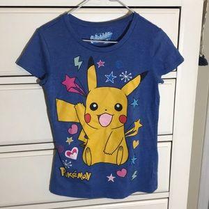 Pikachu Graphic Tee